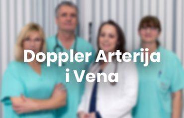 Doppler Arterija i Vena