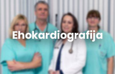 Ehokardiografija
