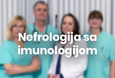 Nefrologija sa imunologijom