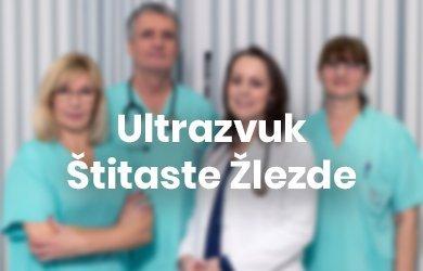 Ultrazvuk Štitaste Žlezde