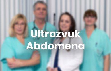 Ultrazvuk Abdomena